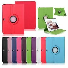 "For Samsung Galaxy Tab 4 10.1"" SM-T530 Tablet Rotating 360 Case Cover CHRISTMAS"