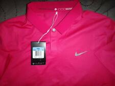 NIKE TIGER WOODS COLLECTION GOLF DRI-FIT POLO SHIRT 2XL M MEN NWT $85.00