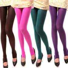 Hot Women Sexy Lady Multicolor Velvet Opaque Pantyhose Tights Stockings Socks