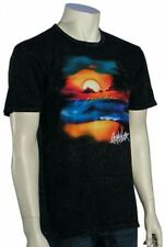 Quiksilver Scenic View Slim Fit T-Shirt - Black - New
