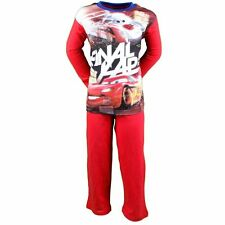 PYJAMA ENFANT DISNEY CARS ROUGE