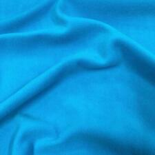 TURQUOISE Polar FLEECE soft fabric material antipill 150cm wide by the metre
