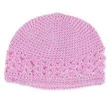 Baby Toddler Kid Knit Crochet Beanie Skull Kufi Hat Cap