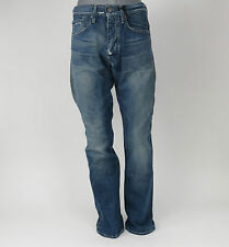 G-STAR Men Jeans 3301 STRAIGHT 50128.3271.2009 Norwich Denim + new +