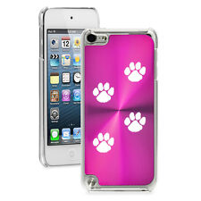 For Apple iPod Touch 4th 5th 6th Hard Case Cover Paw Prints Walking