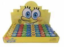 NEW Sponde-Bob Patrick Self Ink Stamps Birthday Party Favors Bag Filler Supplies