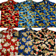 Hawaiian Shirts Shirt / size M-6XL / 100% polyester Hawaian Hawaii mens Hawaiian