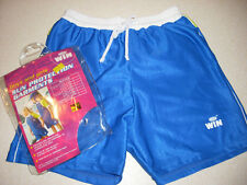 Win Sun Protection Boys/Girls Shorts Childs/Junior Blue 5-6 years, 7-8 years