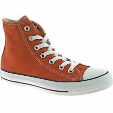 MENS CONVERSE ALL STAR HI CANVAS BOOTS SIZE UK 3 - 6 WOMENS RUST 132305C