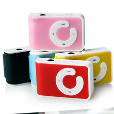 Hot Sale Mini Clip USB MP3 Music Media Player Support 1-8GB SD TF Memory Cards