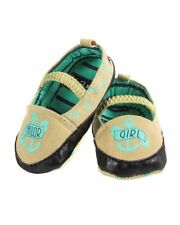 Sailor Girl Mary Janes Shoes Baby Toddlers Cute Nautical Rockabilly Punk Gift