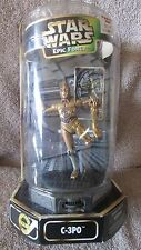 Kenner Star Wars Epic Force C-3PO - Rotate 360 Figure  (10T)