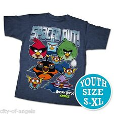 Angry Birds Space Youth Kids T Shirt