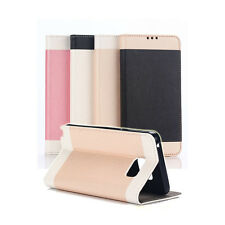 Luxury Wallet Card Slot Flip Leather Cover Stand Case for Samsung Galaxy Note 5