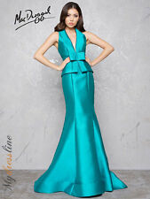 Mac Duggal 62524D Long Evening Dress ~LOWEST PRICE GUARANTEE~ NEW Authentic Gown