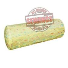 br-617 Zen Floral Chinese Poly-Silk Brocade Neck Roll/ Bolster Cover Custom