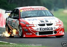 Mark Skaife 6x4 or 8x12 photos V8 Supercars HOLDEN VT BATHURST 1999