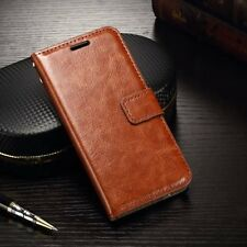 Luxury Leather Flip Card Slot Wallet Stand Cover Case For Sony Xperia Z5 Premium