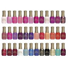 Orly EPIX Flexible Color Nail Polish - 2016 Collection Colors- 0.6oz / 18ml Each