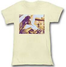 James Dean Dean Women's Vintage White T-Shirt S,M,L,XL