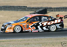 Garth Tander 6x4 or 8x12 photos V8 Supercars 2007 Holden HSV HRT TOLL