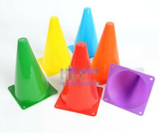 "6 Agility Cone 6.7"" Soccer Football Training roller skating Sport Safety Marker"