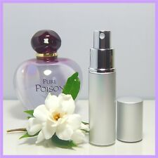 PURE POISON - CHRISTIAN DIOR - EDP - REFILLABLE TRAVEL & SAMPLE SIZES