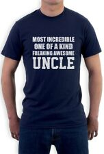 Most Incredible One Of A Kind Freakin Awesome UNCLE T-Shirt Gift Idea
