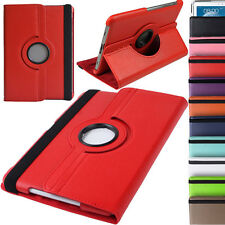 Leather 360 Rotate Folio Case Cover For Samsung Galaxy Note 25.7cm N8000 N8010