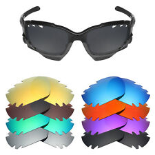 MRY POLARIZED Replacement Lenses for-Oakley Jawbone Vented Racing Jacket -Option