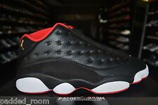 Air Jordan 13 Retro Low Bred He Got Game DB Baron Playoff Flint 310810 027