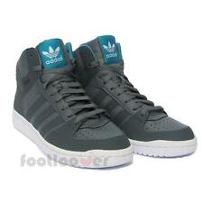 Men's Adidas Proplay 2 M18239 Shoes Fashion Basket Moda Sneakers Grey Leather