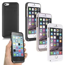 Portable Backup Battery Charger Power Bank Case Cover For Apple iPhone 6 6S Plus