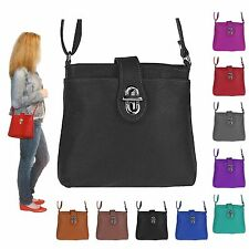 Italian real leather Ladies Shoulder bag bag City iT Bag CrossOver Shoulder Bag