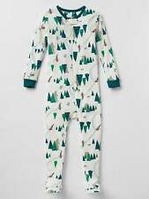 NEW GAP GRAPHIC FOOTED SLEEPER SIZE 6-12-18M