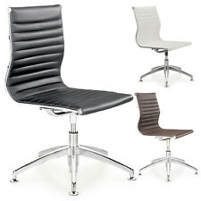 Lider AG Style Conference Chair Modern Office Chair Armless
