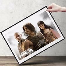 PRINCE OF PERSIA Movie Poster | Cubical ART | Gifts | FREE Shipping