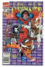 New Mutants #100    1st Brief Appearance X-Force
