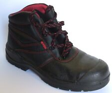 YDS Steel Toe Capped Safety Work Boots Size 10 - NEW !