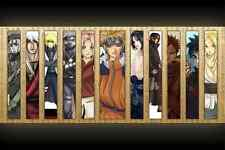 Naruto Cast Anime Canvas Print - Choose your Size