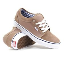 VANS Chukka Low (Taupe) Navy Men's Skate Shoes NEW CLASSIC