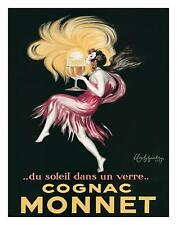 LEONETTO CAPPIELLO - COGNAC MONNET | Cubical ART | Gifts | FREE Shipping
