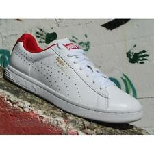 Shoes Puma Court Star CRFTD 359977 04 sneakers casual unisex white red Tennis