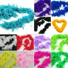 Chic 2M Feather Boa Hen Night Party Fancy Dress Party Fluffy Craft Boas Costume