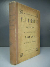 Emile Zola - The Fortune Of The Rougons - Ernest Flammarion (ID:531)