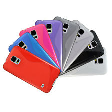 S-Line Cover Soft Gel Case Silicone Slim Rubber Protector Bumper phone pocket