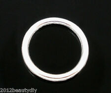 Wholesale New SP Soldered HOTSELL Closed Jump Rings 14x2mm Findings