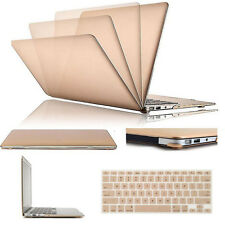 Rubberized Case For Apple Macbook 11/13/15 Air/Pro/Retina Shell + Keyboard Cover