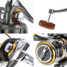 11BB Ball Bearings Spinning Reels Saltwater Sea Fishing Reel Speed Gear Spool