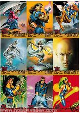 1995 FLEER ULTRA X-MEN SERIES II 2 Marvel Single Cards Complete Your Set #61-120